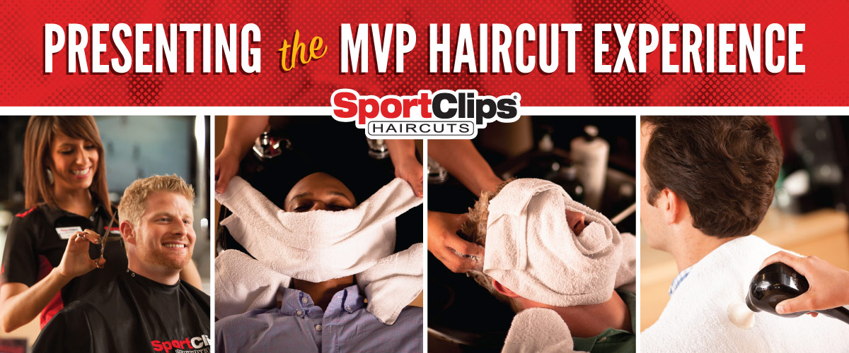The Sport Clips Haircuts of Rock Hill MVP Haircut Experience